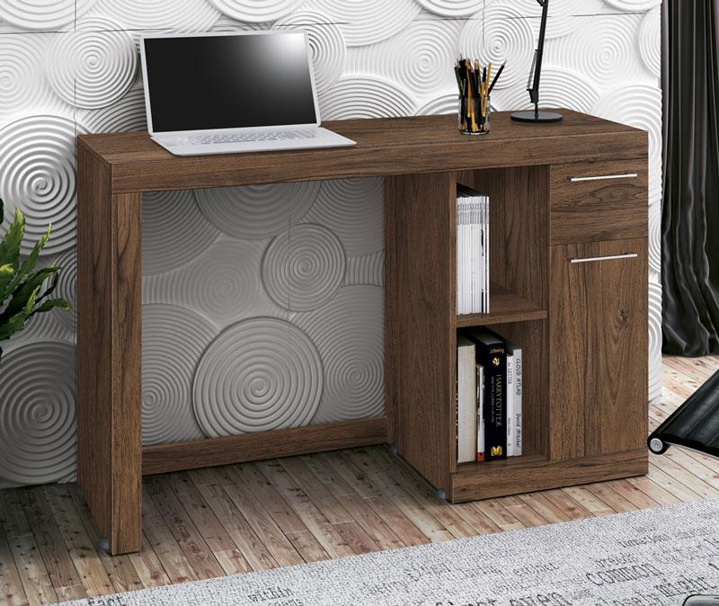 Mesa para Computador Office Doris Rovere Itáliano - Edn Móveis