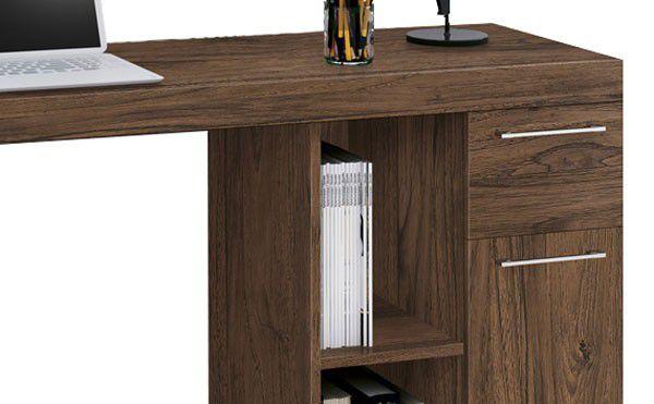 Mesa para Computador Office Doris Rovere - Edn Móveis