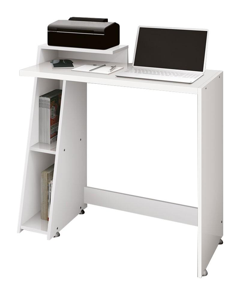 Mesa para Computador Office Zoom Branco - Edn Moveis