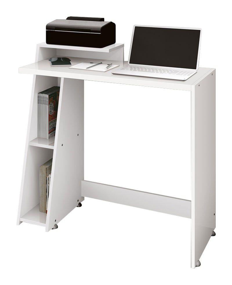 Mesa para Computador Office Zoom Branco - Edn Móveis