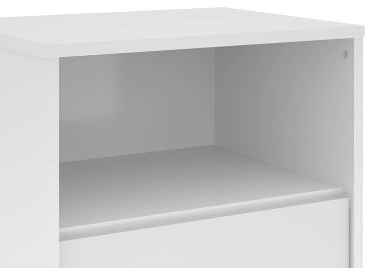 Modulo 450 MB 2014 Branco - Móveis Bechara