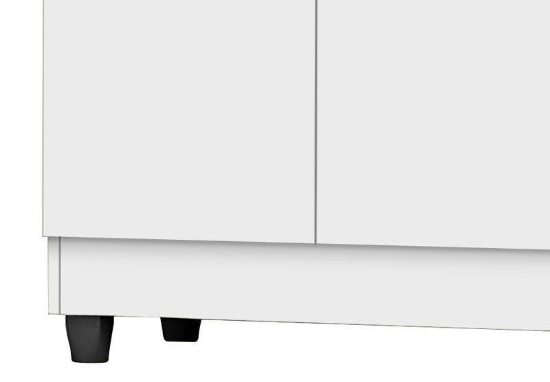 Armario Multiuso Texas Branco - JeA Móveis