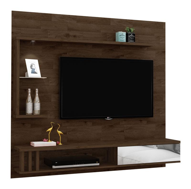 Painel para TV Allune Rústic - Germai Móveis