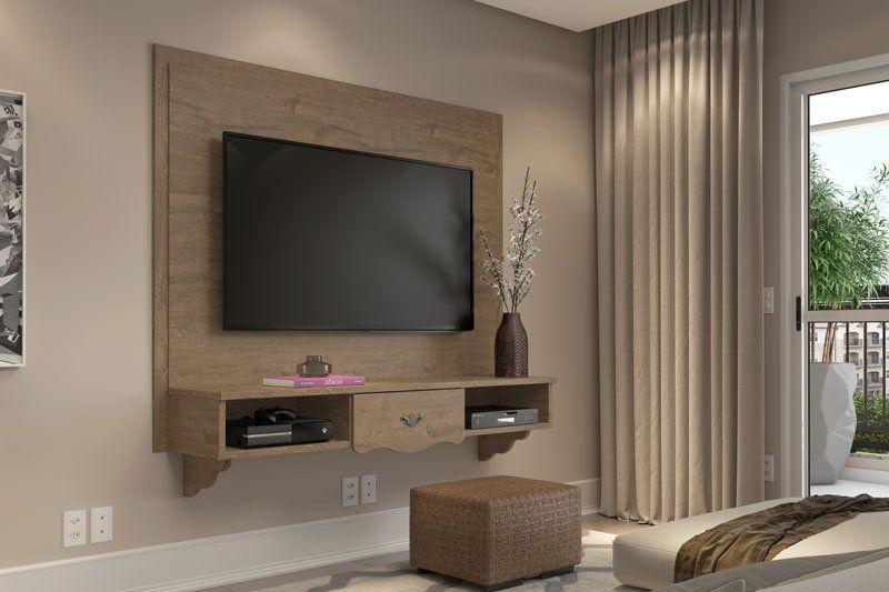 Painel para TV Athenas Demolição - Patrimar Móveis