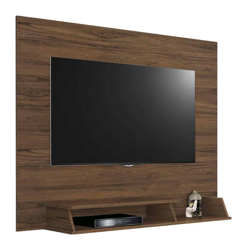 Painel para Tv Atrative Rovere Italiano - Edn Moveis  - MoveisAqui - Loja de móveis online!