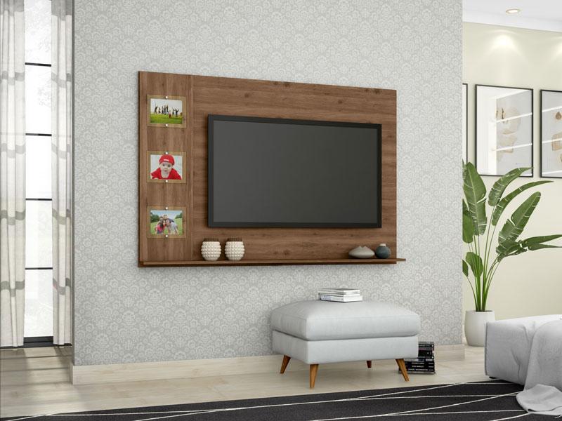 Painel para TV Capri Canela - Germai Móveis