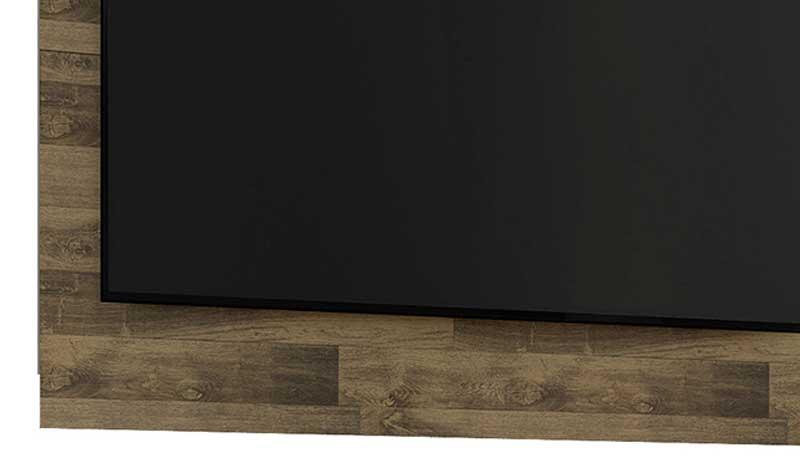 Painel para TV Chicago Amadeirado - RV Móveis