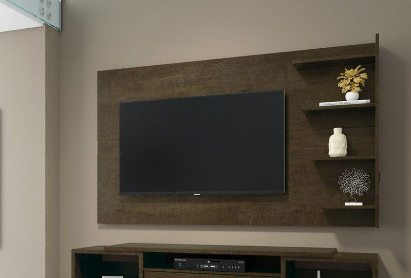 Painel para TV Chicago Imbuia - RV Móveis