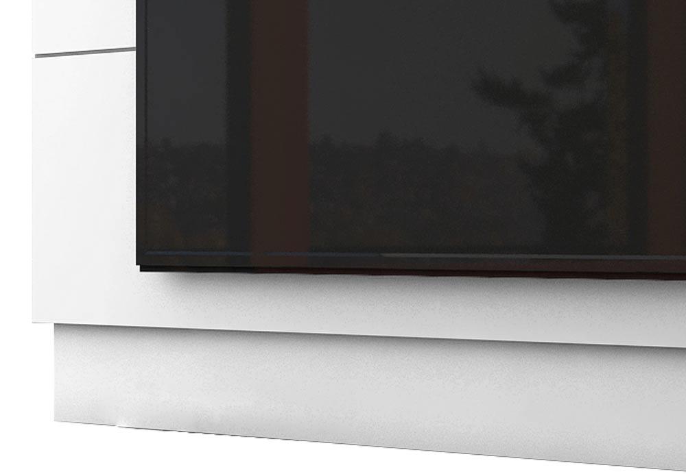 Painel para TV Classic 2.2 Branco Acetinado - Imcal Móveis