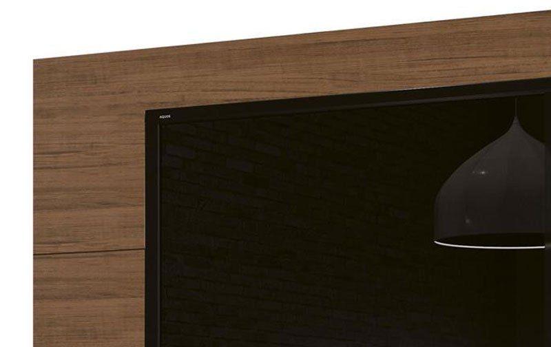 Painel para TV Conceito Canela - EDN Móveis