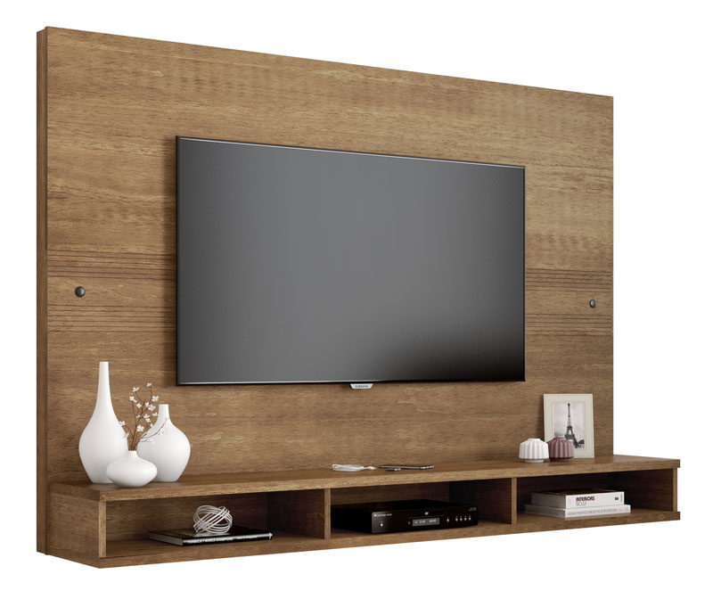 Painel para Tv Coral Naturale - RV Moveis