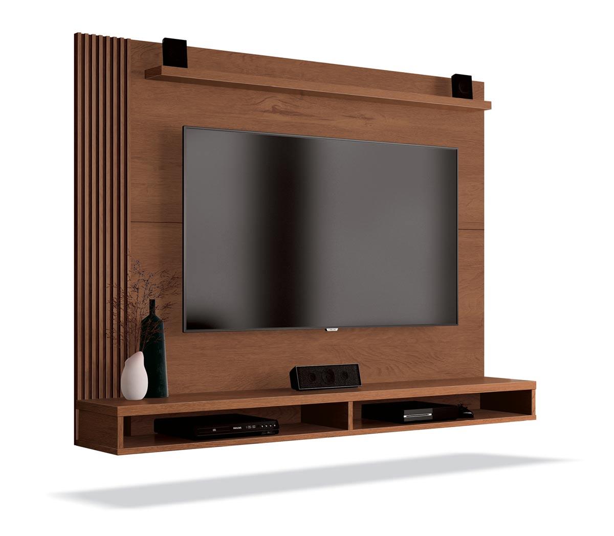 Painel para TV Dijon Naturale - EDN Móveis