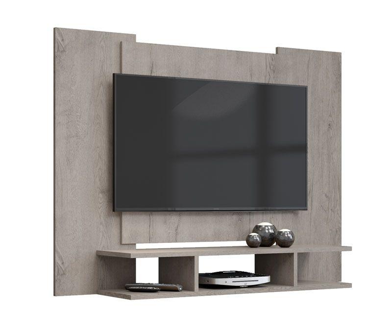 Painel para TV Quarto até 48 polegadas EJ Carvalho - EJ Móveis