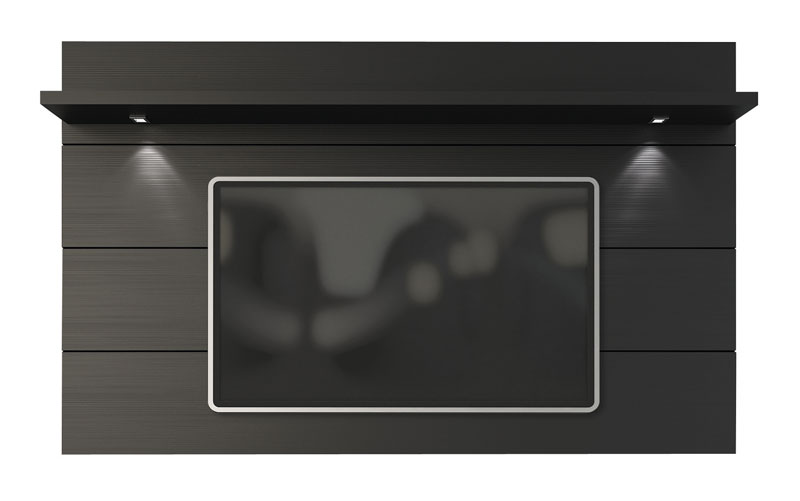 Painel para TV Horizon 2.2 Preto Touch - Móveis Provincia