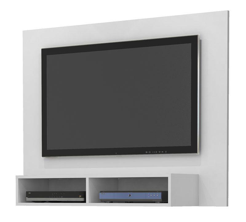 Painel Para TV Ipanema Branco - Germai Móveis