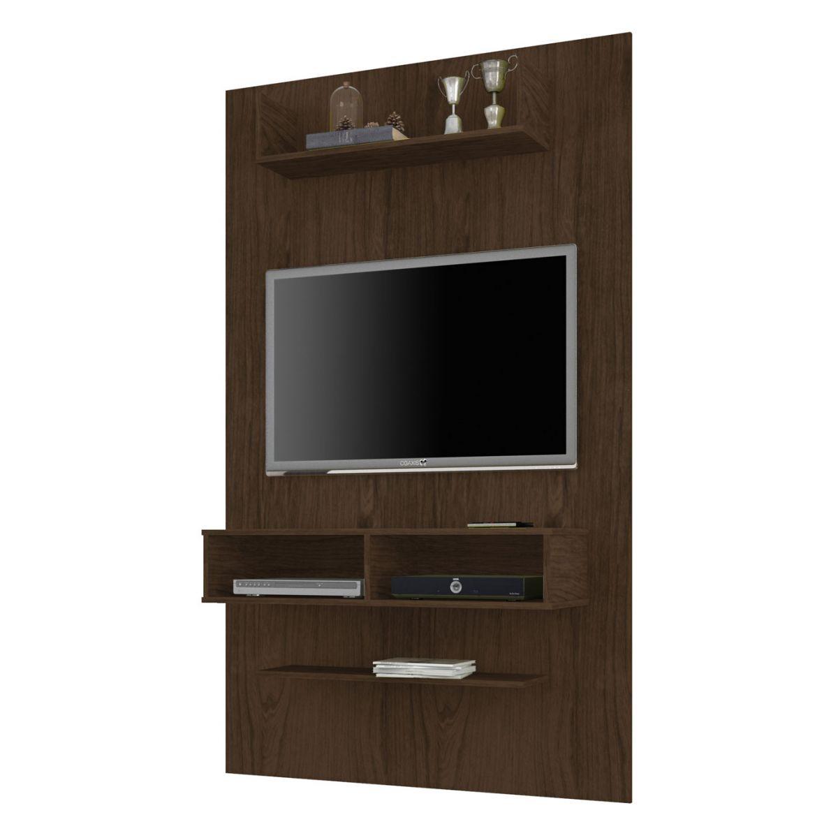 Painel para TV JB 5001 Imbuia - JB Bechara  - MoveisAqui - Loja de móveis online!