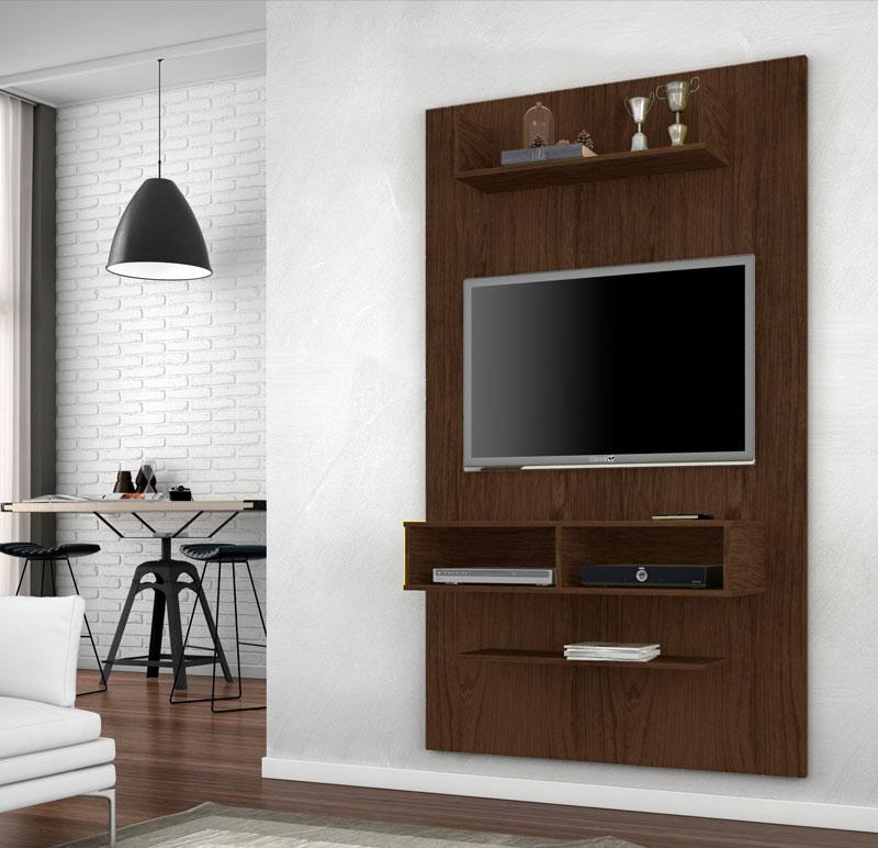Painel para TV JB 5001 Imbuia - JB Bechara