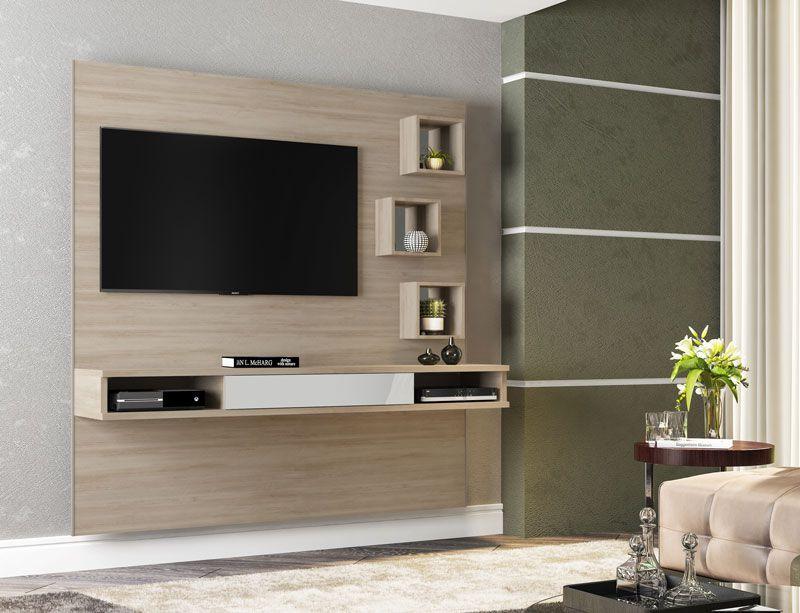 Painel para TV London II Niágara - RV Móveis