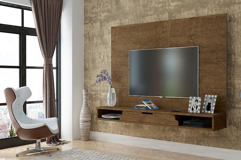 Painel para TV Los Angeles Imbuia - RV Móveis