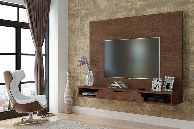 Painel para TV Los Angeles Noce - RV Móveis