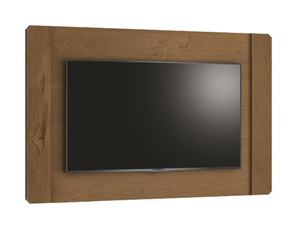 Painel para TV Luis XV Naturale - Edn Moveis