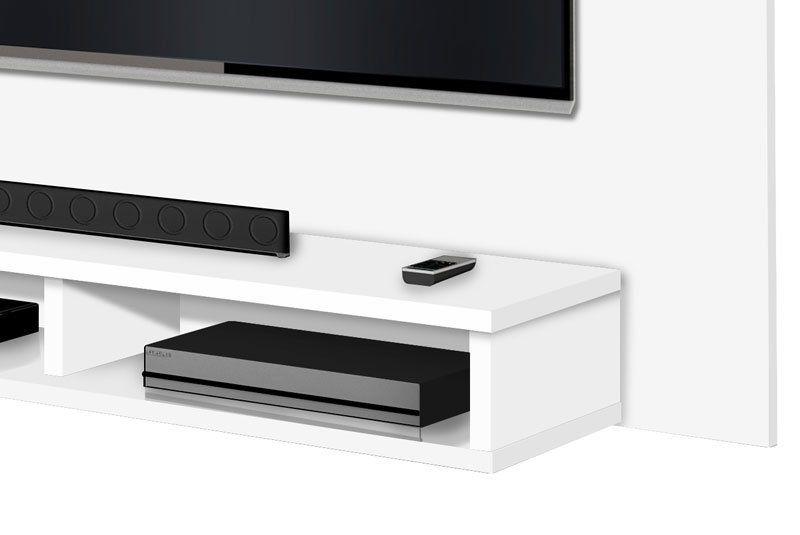 Painel para TV Madri Branco - VJ Móveis