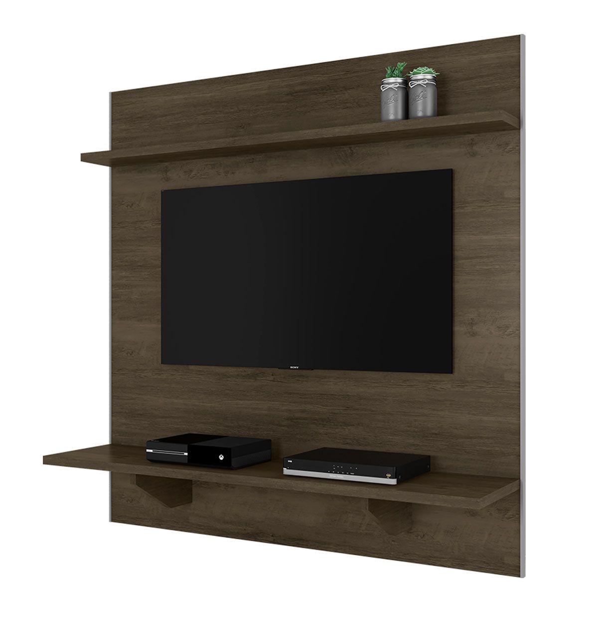 Painel para TV Monaco Noce - RV Móveis