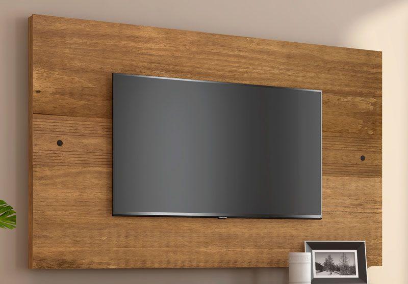 Painel para TV Prata Naturale - RV Móveis