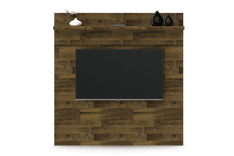 Painel para TV San Diego Amadeirado - RV Móveis