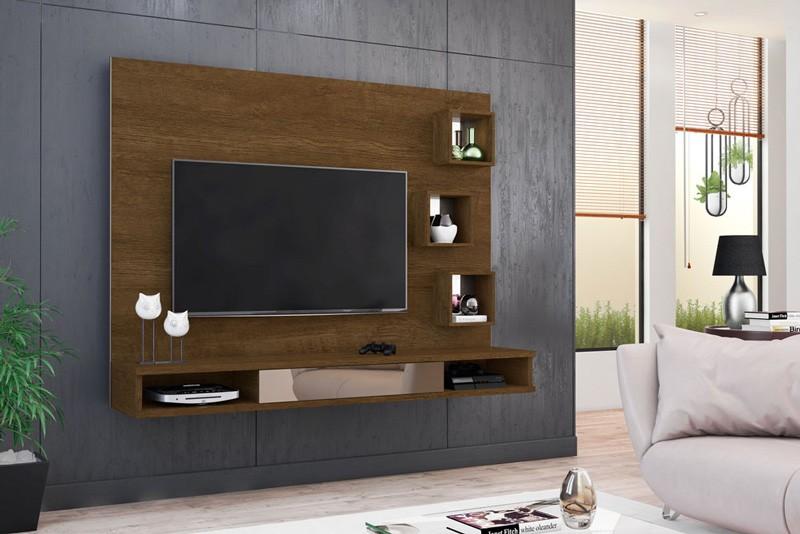 Painel para TV Viena III Imbuia - RV Móveis