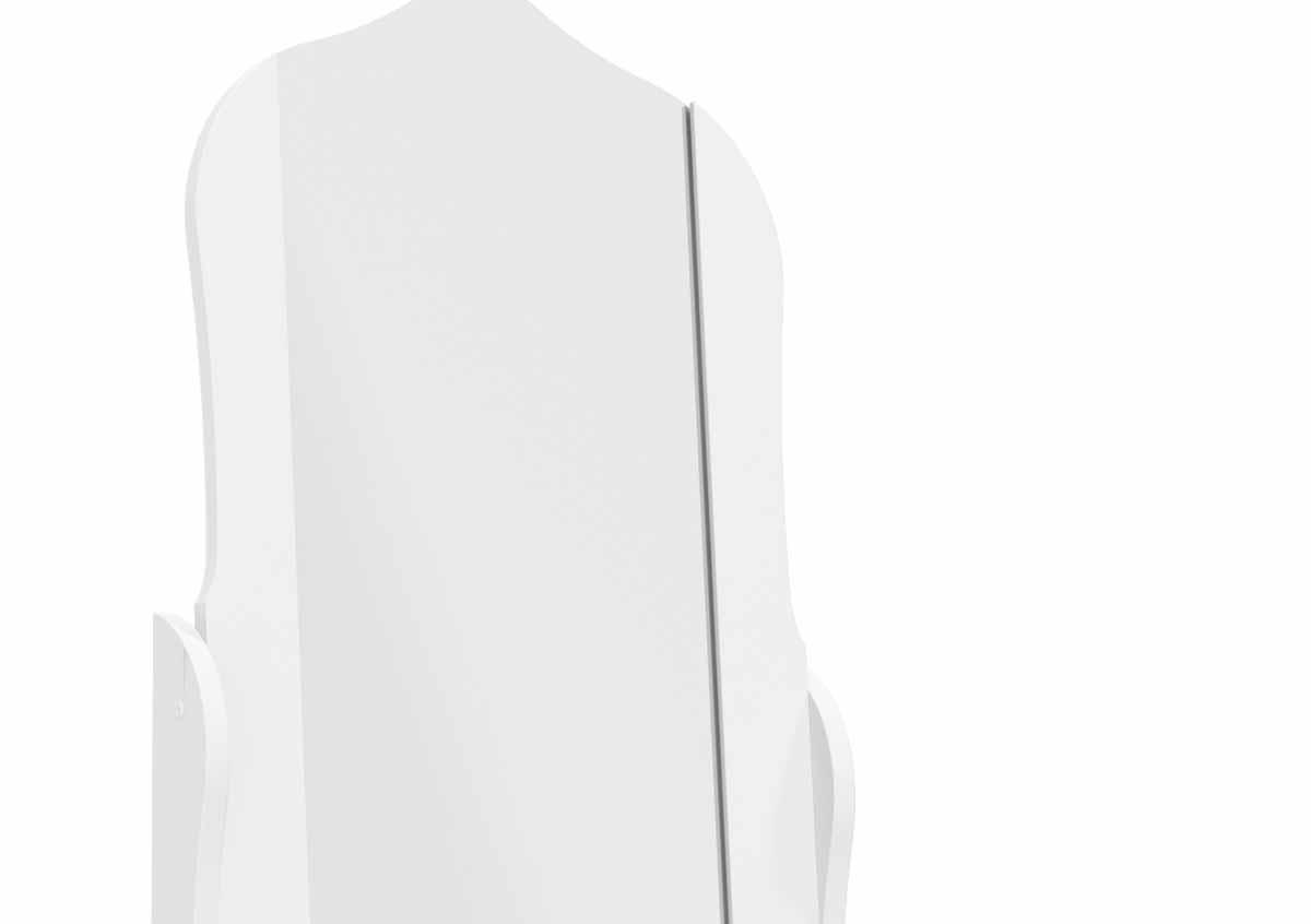 Penteadeira Toucador Magic New Branco - Patrimar Móveis