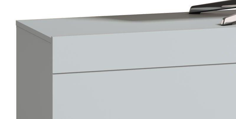 Rack Classic 2G 1.8 Branco Acetinado - Imcal Móveis