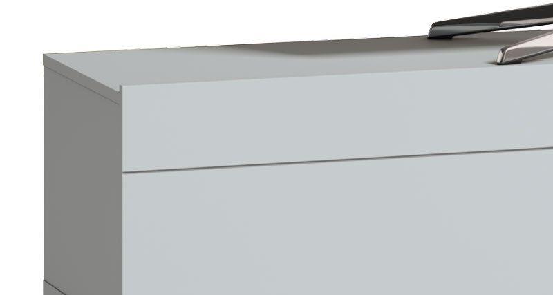 Rack Classic 3G 1.8 Branco Acetinado - Imcal Móveis