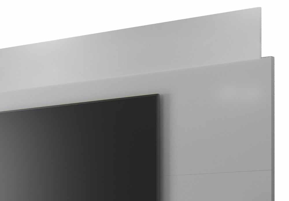 Rack com Painel Horizon 2.2 Branco - MoveisAqui