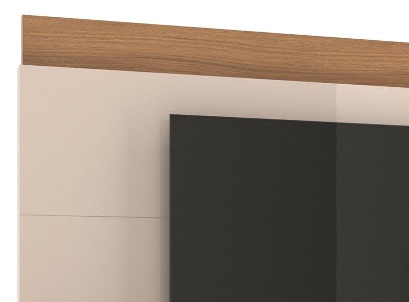 Rack Jersey com Painel Expand 2.2 Off White com Noce - Casa D