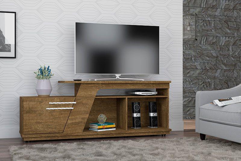 Rack para TV Caribean Imbuia - RV Móveis