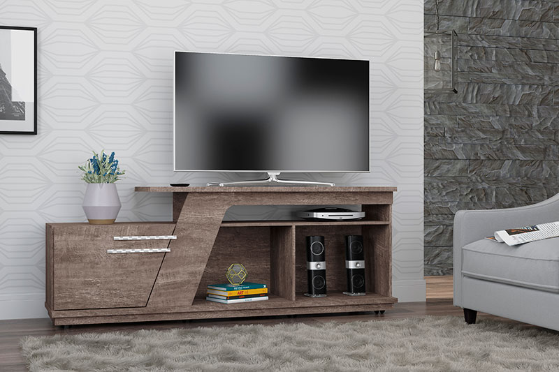Rack para TV Caribean Terrarum - RV Móveis