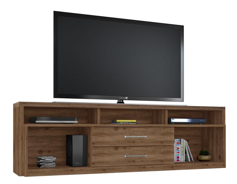 Rack para TV Milano Canela - Germai Móveis