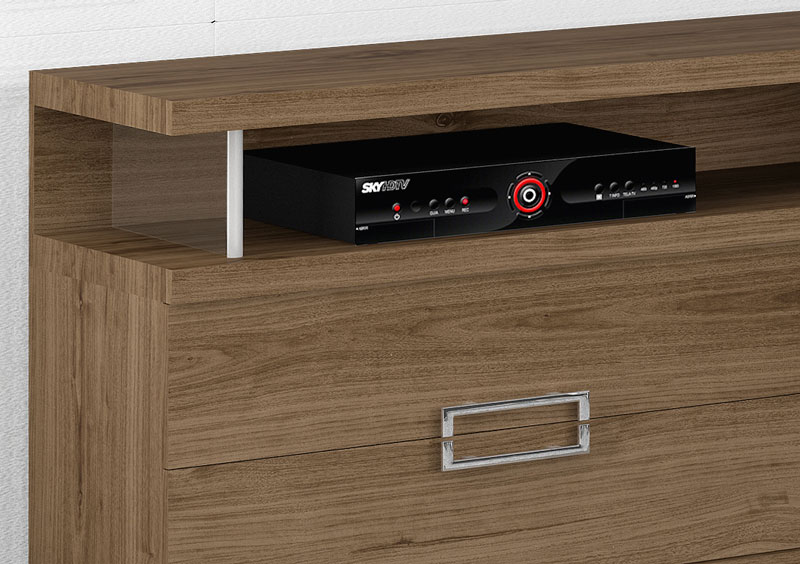 Rack para TV Oasis Canela - Imcal