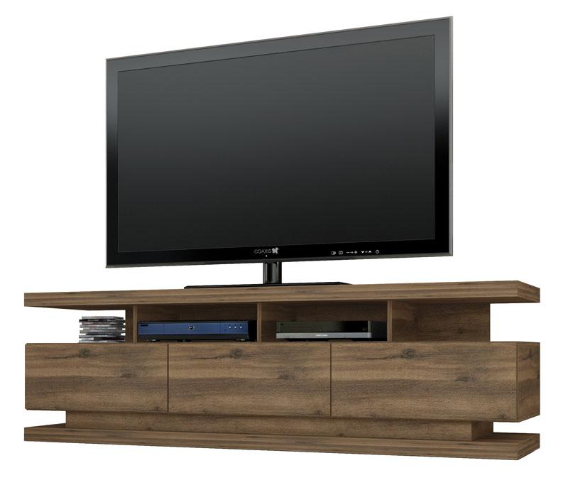 Rack para TV Vivare Canela - Germai Móveis