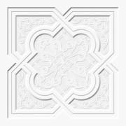Revestimento Platre Soft 21x21 - Cx0.18MT Ceusa Ref.2132