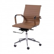 Cadeira Baixa Ref. Or-3301 Caramelo