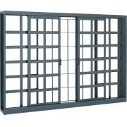 Belfort Janela de Correr - 1.00x1.50x0.08 Ref. 63.21.441-8 Sasazaki