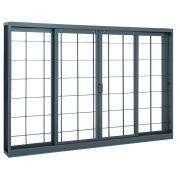 Belfort Janela de Correr - 1.20x1.50x0.14 Ref. 63.41.594-4 Sasazaki