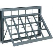 Silenfort Janela Maxim-Ar - 0.60x0.60x14 Sasazaki Ref. 64.23.323-8