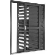 Silenfort Porta Balcão de Correr Multiflex - 2.17x1.60x16.5 Sasazaki Ref. 69.91.172-2