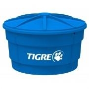 Caixa D'agua 1000L Com Tampa Tigre
