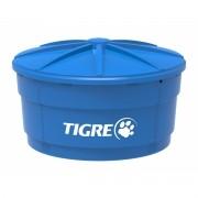 Caixa D'agua 2000L Com Tampa Tigre