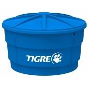 Caixa D'agua 750L Com Tampa Tigre