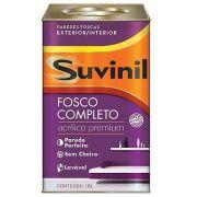 Tinta Acrilico Fosco Completo Erva Doce Suvinil 18lt